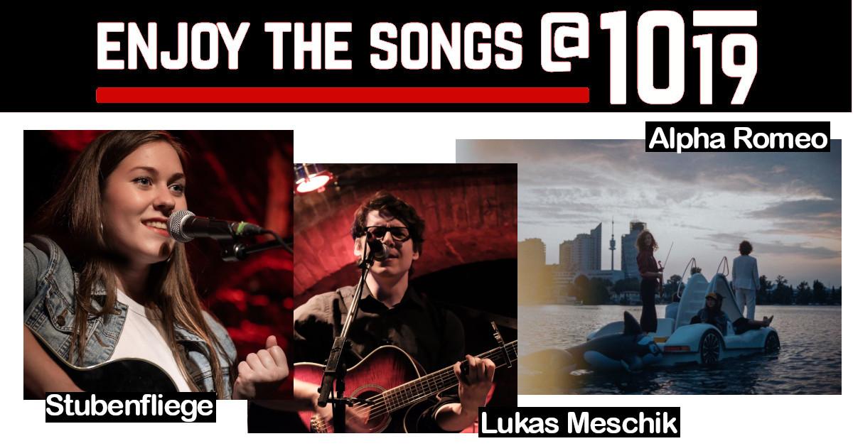 enjoy the songs: Stubenfliege • Lukas Meschik • Alpha Romeo 18.11.2020 @ Club 1019