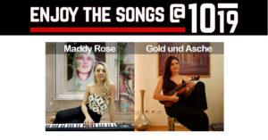 enjoy the songs: Maddy Rose • Gold und Asche 25.11.2020 @ Club 1019
