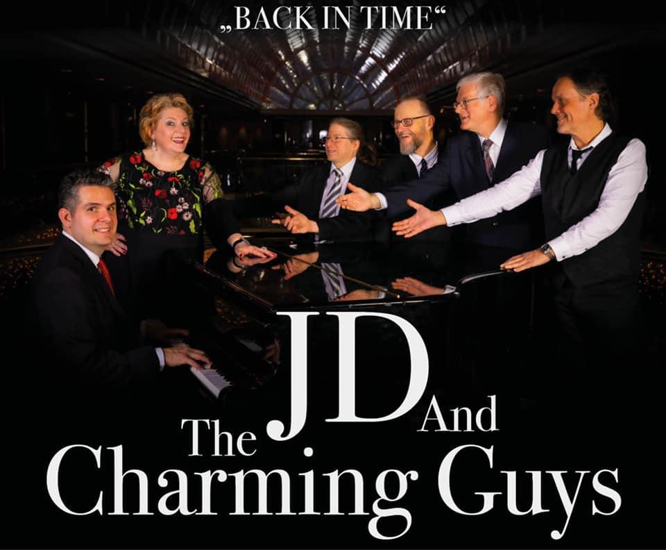 JD & The Charming Guys - 5.12.2020 @ Club 1019