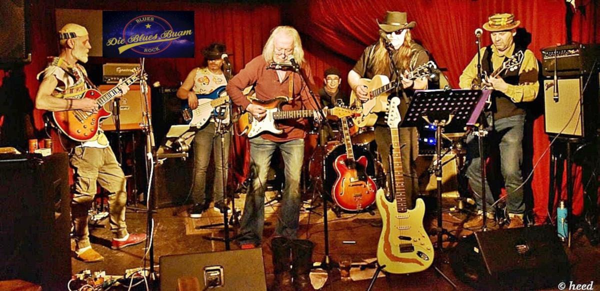 Die Blues Buam & Zappa