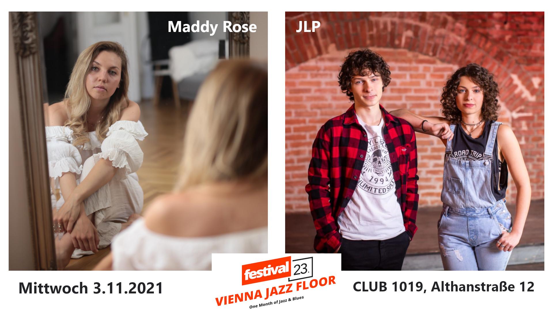 Maddy Rose + JLP / Vienna Jazz Floor