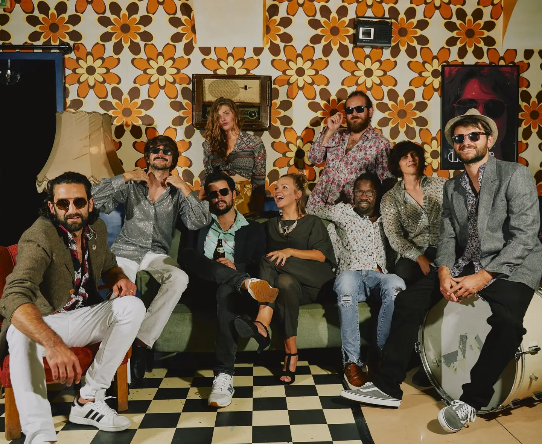 Byrd / Funk Night 28.10.2021 / Foto: Max Hofstetter