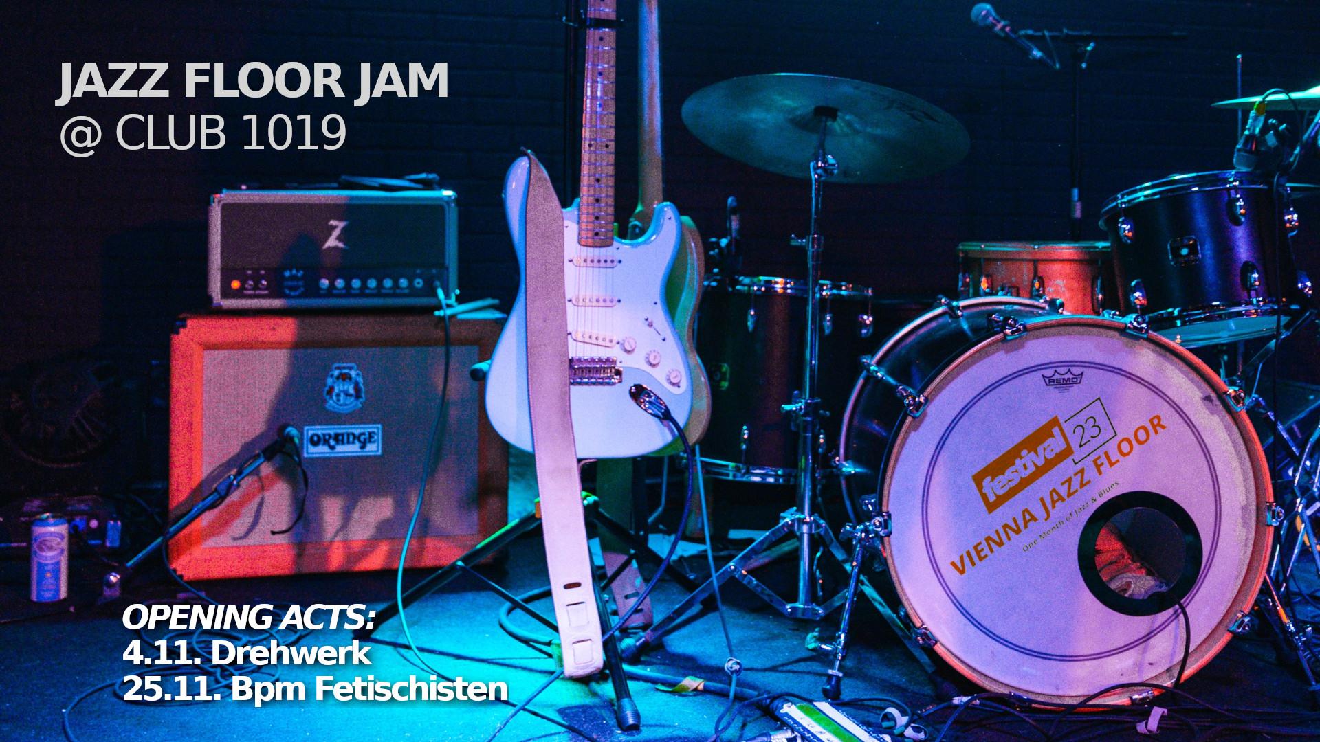Jazz Floor Jam