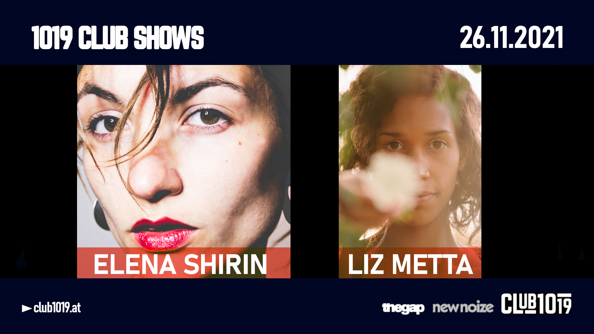 Elena Shirin + Liz Metta